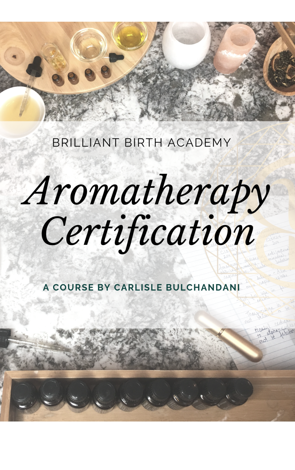 Aromatherapy Certification for Birth